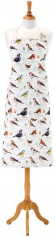 Bird Song Cotton Apron by Ulster Weavers