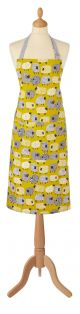 Dotty Sheep Cotton Apron by Ulster Weavers
