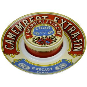 Classic Camembert Baker & Platter by BIA - Red