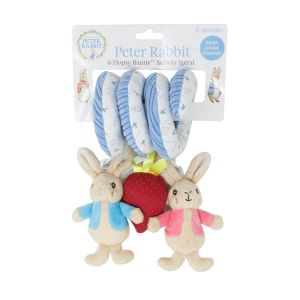 Peter Rabbit and Flopsy Bunny Activity Spiral